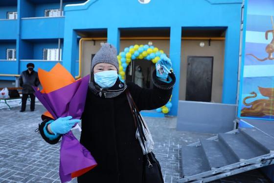 Жительница Актюбинской области