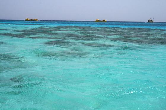 Море в Египте