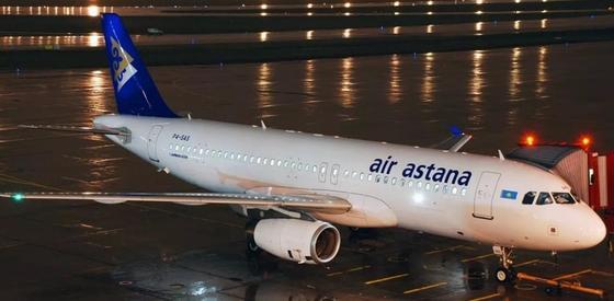 Air Astana просит не сокращать количество рейсов в Южную Корею