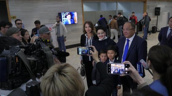 Қазақстанда президент сайлауы өтіп жатыр