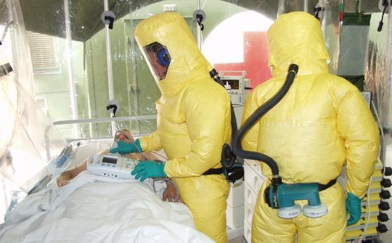 ВОЗ обеспокоена вспышкой Эболы в Республике Конго