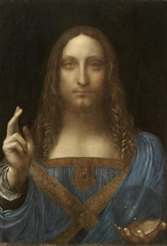 Иисус Христос на картине