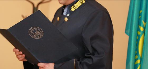 Командира войсковой части МО оштрафовали на 30 млн тенге и лишили звания
