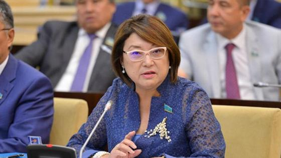 Фото: ҚР парламенті сенатының баспасөз қызметі
