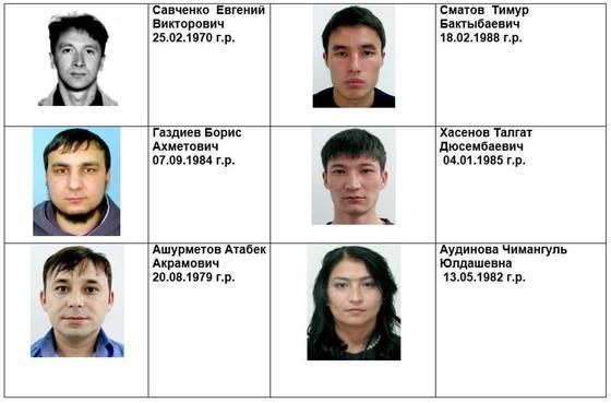 Подозреваемых в мошенничестве разыскивает полиция Нур-Султана (фото)