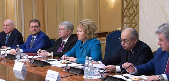 Токаев оставил запись в Книге почетных гостей Федерального Собрания (фото)