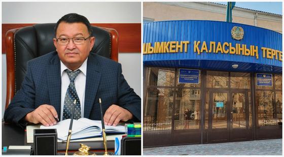 Арестован экс-главврач детской больницы Туркестанской области