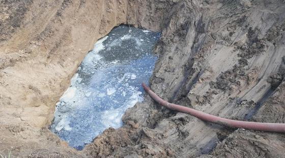 Авария оставила 120 тыс. уральцев без водоснабжения