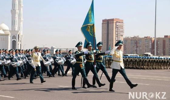 Военный парад на 75-летие дня Победы отменили в Нур-Султане из-за пандемии
