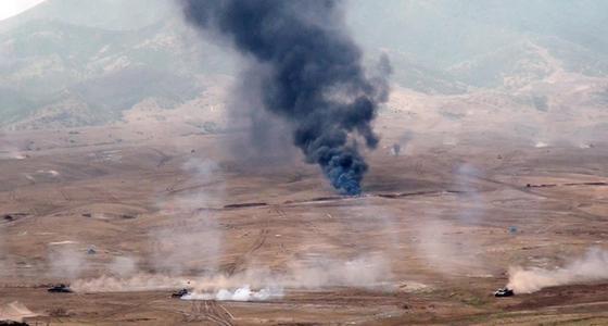 Взрыв прогремел в воинской части в Азербайджане