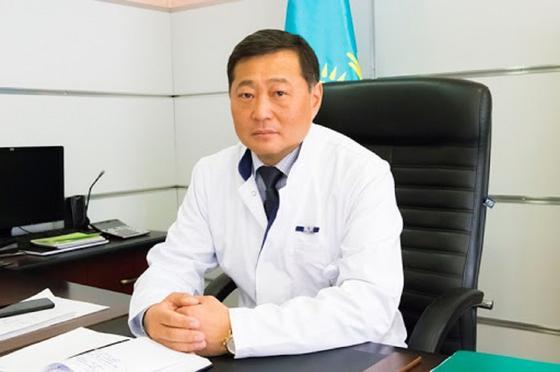 Главврач столичной больницы умер от коронавируса