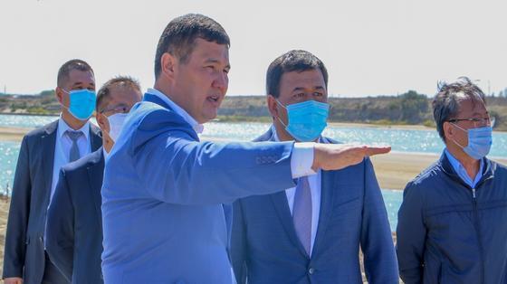 Акимат Кызылорды