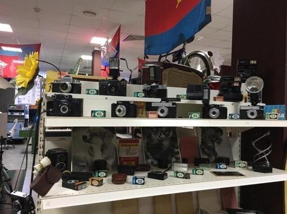Фотоэкскурсия по музею СССР