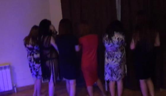 Салон боди-массажа работал в Алматы в период карантина (видео)