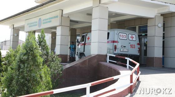 Врачи сообщили о состоянии детей, пострадавших после опрокидывания батута в Караганде