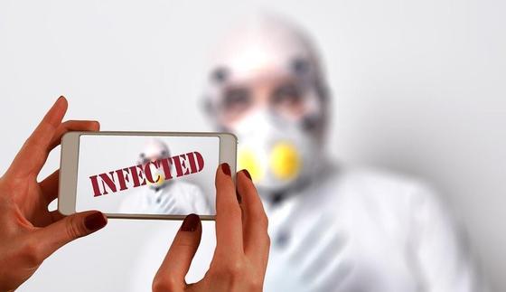 Рассылкой о семье, заболевшей коронавирусом, напугали жителей Уральска