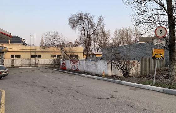 АЗС в Алматы
