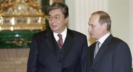 Названа тема переговоров Токаева и Путина, которая состоится завтра в Москве