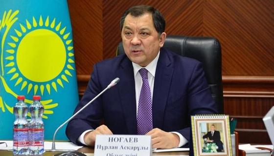 Ногаев – акимам: Отвечаете только на удобные для вас вопросы