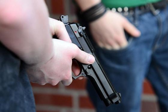 Мужчине прострелили ногу в Петропавловске