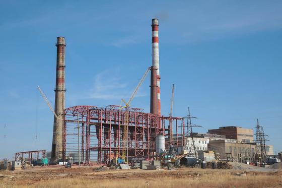 Завод в Аркалыке