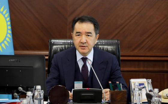 Бақытжан Сағынтаев. Фото:prodengi.kz