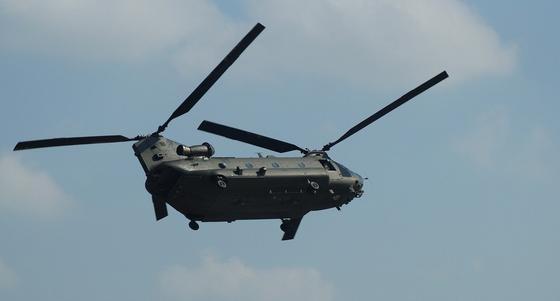 Военный вертолет пропал на Тайване: найдены выжившие