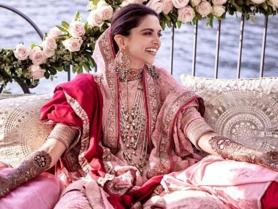 Как в сказке: роскошная индийская свадьба самой красивой пары Болливуда