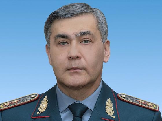 Ермекбаев Нурлан Байузакович