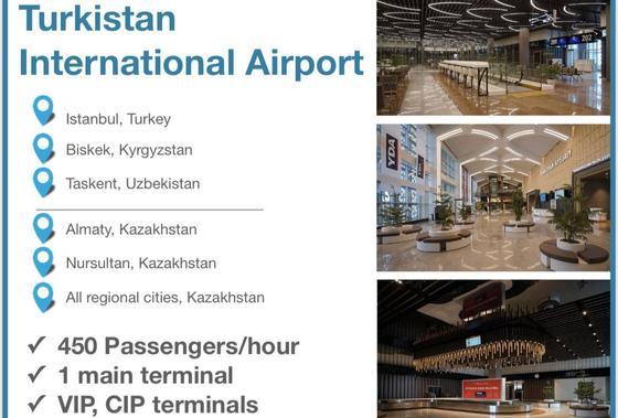 Информация об аэропорте