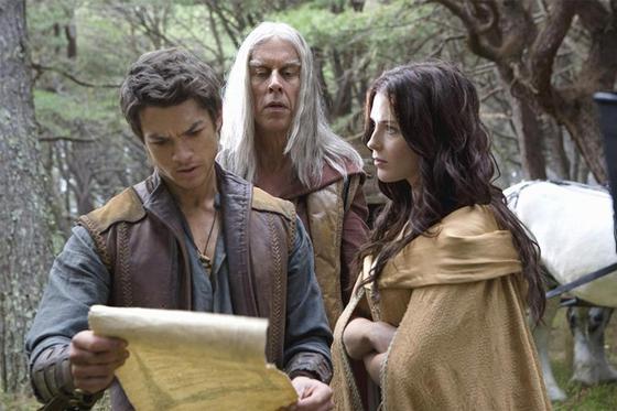 Сериалы про мистику и магию зарубежные