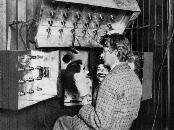 Джон Бэрд и механическое телевидение