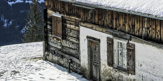 Слепого сельчанина спасли от гибели в промерзшем доме в Северном Казахстане
