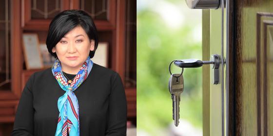Глава Жилстройсбербанка о многодетных: Нет задачи обеспечить 5-комнатными квартирами