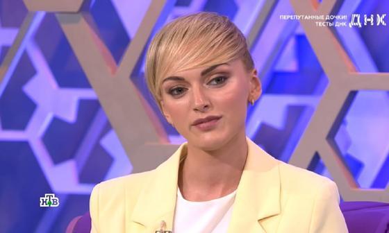 Биологическая дочь Светланы Педченко