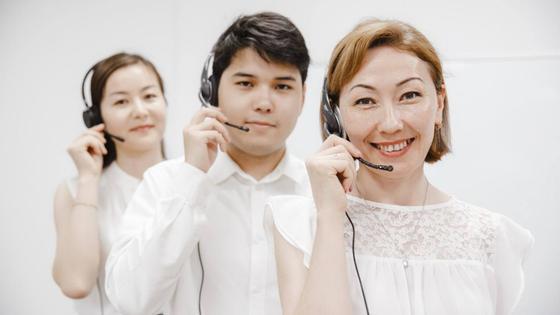 Операторы контакт-центра
