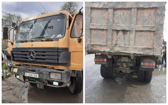 Водитель мусоровоза уличен в незаконных пассажирских перевозках
