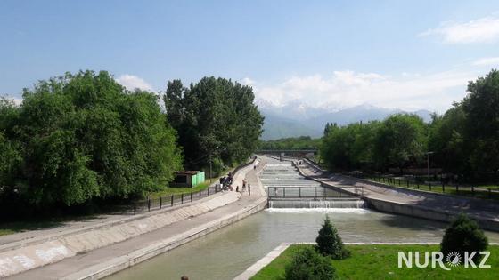 Погода в Алматы на 21 июня