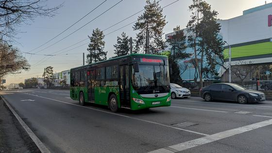 Общественный транспорт хотят запустить в Казахстане с 3 августа