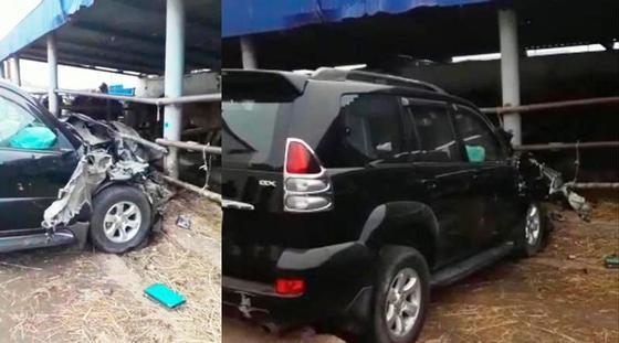Перепутавший педали водитель Prado наехал на людей в Атырау (фото)