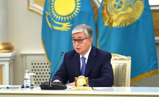 Си Цзиньпин, Пашинян и Алиев поздравили Токаева с победой на выборах