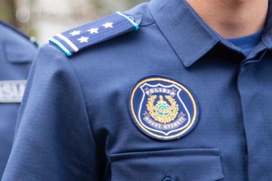 Новая полицейская форма