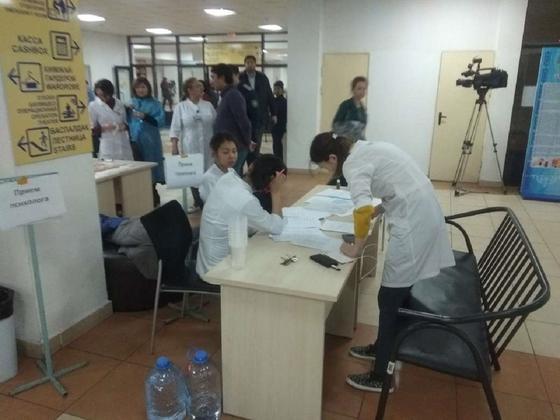 Крушение самолета в Алматы: стало известно о состоянии пострадавших