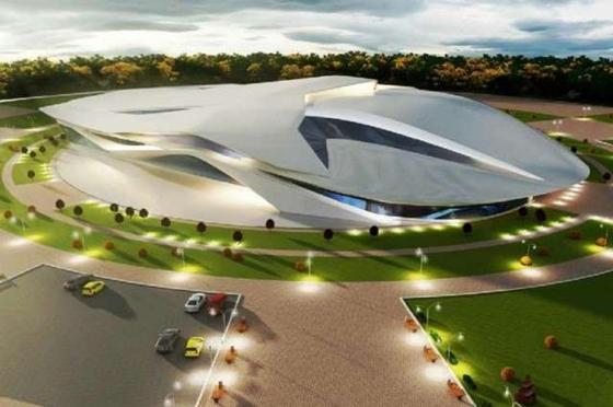 Строительство олимпийского бассейна в Талдыкоргане вызвало бурю эмоций в сети