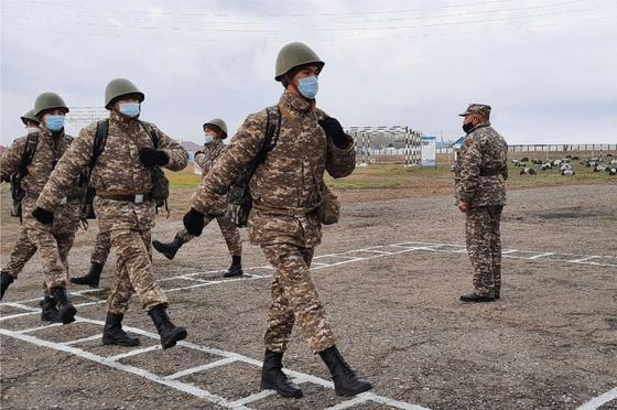 Воспитанники военно-технической школы