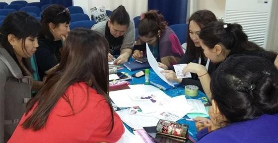 Обучающие семинары для педагогов инклюзивного образования прошли в Мангистау