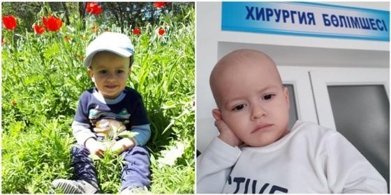 """31.05 """"Врачи разошлись во мнении"""": мальчику из Шымкента нужна пересадка почки"""
