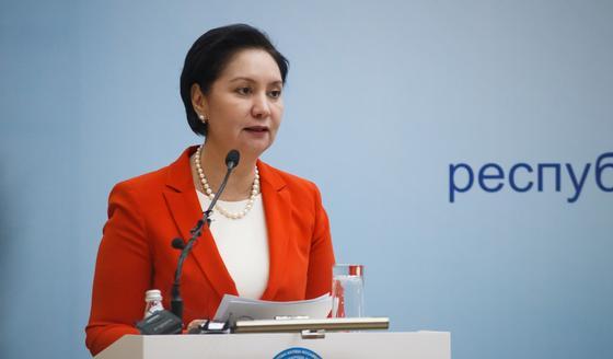 Гульшара Абдыкаликова утверждена на должность заместителя премьер-министра