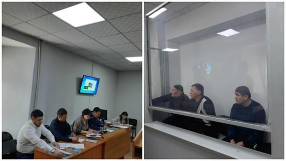Пожизненно осужденные за убийство егеря подали апелляцию в Караганде