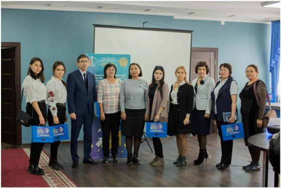 «Еңбек» бағдарламасын түсіндіру бойынша семинарлар басталды